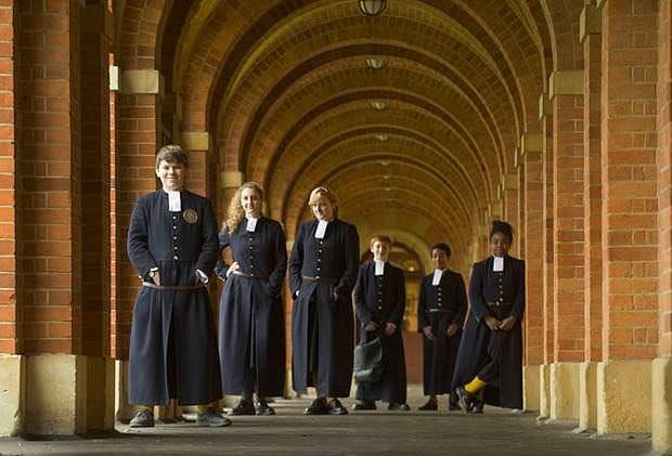 The English School That Looks Like Hogwarts